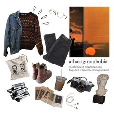 """Untitled #61"" by livmehlin on Polyvore featuring Oliver Peoples, Cheap Monday, Elodie, Old Navy, House Parts, American Eagle Outfitters and Monet"