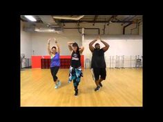 """Original choreo used for dance fitness classes. I do NOT own the rights to this song and use it for teaching and demonstration purposes only. Song is """"Naught..."""
