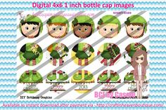 1' Bottle caps (4x6) 3 part ornaments D489 Christmas   3 Part BottleCap Ornaments Image #3partOrnaments  #bottlecap #BCI #shrinkydinkimages #bowcenters #hairbows #bowmaking #ironon #printables #printyourself #digitaltransfer #doityourself #transfer #ribbongraphics #ribbon #shirtprint #tshirt #digitalart #diy #digital #graphicdesign please purchase via link  http://craftinheavenboutique.com/index.php?main_page=index&cPath=323_533_42_114