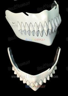 Halibel Hollow Mask