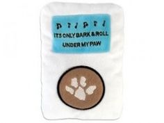 iPaw Dog Toy from Swanky Pet