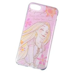 Introducing Disney's Rapunzel lamé iPhone 6/6s/7 smartphone case cover. Official Disney Character Goods Store. Fashion, merchandise, toys, stationary and many other types of goods available. Also great for ordering presents and gifts online.