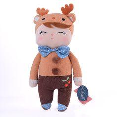 Boneca de pano á venda na Mimoo Toys´n Dolls!!!  #Bonecas #Bonecadepano #Brinquedos #Mimootoysndolls