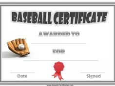 Free Award Templates Free Certificate Templates For Youth Athletic Awards  Southworth .