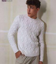 Обсуждение на LiveInternet - Российский Сервис ОнРMerino Wool Sweater, Knitwear, Knitting Patterns, Men Sweater, Turtle Neck, Stitch, Boys, Sweaters, Fashion