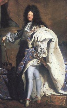 Histoire : Louis XIV - Loustics