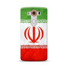 LG V10 Flag Of Iran Case
