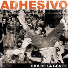 Adhesivo - la mejor banda de ska Salvadoreña