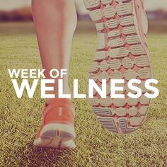 Join the #WeekOfWellness ---- FREE SAMPLES!