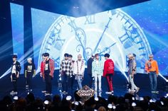 [PIC] 170615 THE8 performing #울고_싶지_않아 at MCountdown  © Mwave  #디에잇 #THE8 #세븐틴 #SEVENTEEN