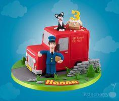 Postman Pat Cake