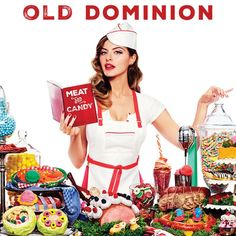 Pop-infused country outfit Old Dominion are about to drop its upcoming new album 'Meat and Candy'. Stream it now ahead of release.