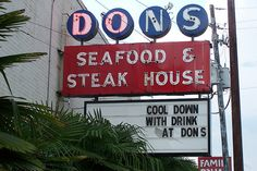 Don's Seafood & Steak House