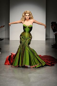 Couturegasm! (Immodesty Blaize in Ziad Ghanem Fall 2010)