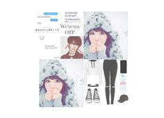 """""""& — """" Spread out your hidden wings, sprinkle your magic powder on me. We'll hold hands and fly high """" — &"""" by heathxns ❤ liked on Polyvore featuring beauty, Topshop, Converse, 2028, Evian and Treasure & Bond"""