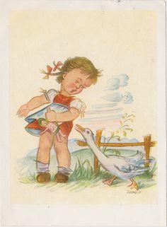 Een ansichtkaartje uit mijn jeugd, ca. 1964