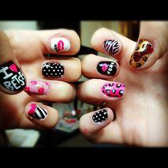 betsey johnson nails