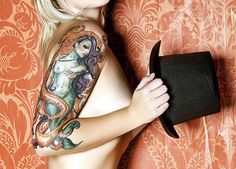 inspiration for my future tattoo ventures