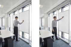 Vertical Sliding Whiteboard Systems with Track Systems, Cabinets, Sliding Panels. Large Whiteboards for Schools & Classrooms. Office Decor, Home Office, Office Screens, Wipe Board, Board Stand, Office Fit Out, Office Space Design, Office Equipment, Coworking Space