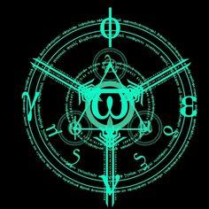 Magic Circle by Xyee.deviantart.com on @DeviantArt