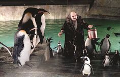 The Penguin played by Danny DeVito