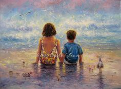 Hey, I found this really awesome Etsy listing at http://www.etsy.com/listing/178510430/side-by-side-art-print-beach-boy-and