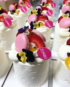 FRANKENZUMBO has arrived in stores this morning Lemon tart, baked into a brownie, topped with a raspberry jam filled donut, all baked inside a pavlova, topped with vanilla chantilly and fresh strawberries, passionfruit and a macaron shell In stores today until Sunday only! @justdessertau #justdessertsau #zumbo #franken #dessert #limitededition