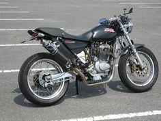 HONDA[FTR223] - カスタムバイク  | ウェビック