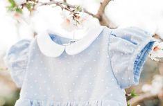 Le Baby Sewing, Ruffle Blouse, Diy, Ideas, Fashion, Vestidos, Dressmaking, Patterns, Patron Robe