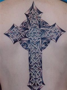 Irish Tattoos For Men | celtic cross tattoo design browse through our collection of celtic ...