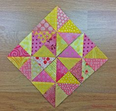 Part 3 - Celtic Solstice Mystery Quilt - Pinwheels