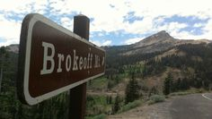 Brokeoff Mt at Lassen Volcanic National Park, CA =]