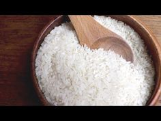 3 recipes with rice, our health ally # 191 Rice Dishes, Mediterranean Recipes, Rice Recipes, Parfait, Italian Recipes, Beans, Cooking, Health, Food