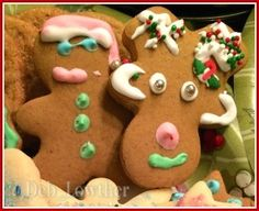 30 Second Mom - Deb Lowther: From Gingerbread Man to Reindeer Cookies in One Easy Step
