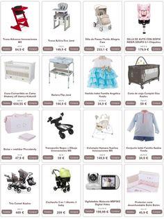 Descubre las ofertas que tenemos para vosotros en www.nuevemesesbaby.es