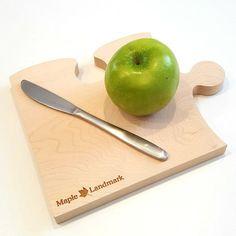 Puzzle Cutting Board