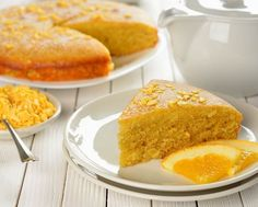 Orange marmalade cake is a great cake to make with ingredients everyone has in the cupboard. A last minute cake or something to add to the kid's lunch box. Thermomix Desserts, Healthy Desserts, Baking Recipes, Cookie Recipes, Bolos Low Carb, Sugar Free Sweets, Dessert Cake Recipes, Food Science, Cake Servings