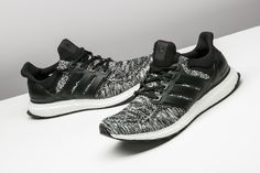 3587027b4 The wool Primeknit upper on the Reigning Champ x adidas Ultra Boost makes  it a winter