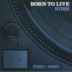 Koss - Born To Live (Slice Of Spice) #music #vinyl #musiconvinyl #soundshelter #recordstore #vinylrecords #dj #HipHop