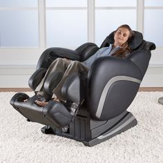 Oh yeah babay.  Certified Pre-Owned OSIM® uAstro™2 Zero-Gravity Massage Chair