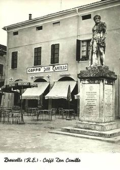 Brescello Piazza