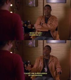 "Wordplay   When he rejected everyone else's negativity. | Tracy Jordan's 24 Best Lines On ""30 Rock"""