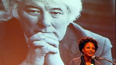 Poets Remember Seamus Heaney. I wrote an explication of one of his works while in college...what an awesome experience!
