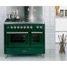 ilve cucina professional plus nostalgie ptn-1006-mp cm 100 http ... - Cucina Elettrodomestici