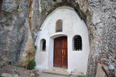 Pecinska crkva u selu Rsovci iz 12 veka, Pirot Cave church, village Rsovci, Pirot, Serbia (12th century)