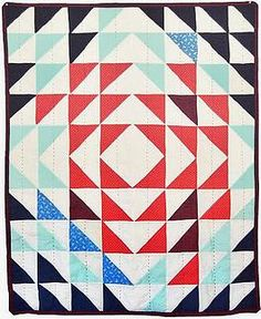 Hey Baby Craft Co. quilt