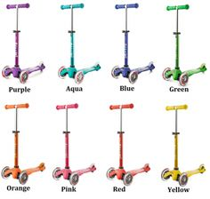 Check Micro Mini Deluxe in Kick Best Scooter for Toddler Girls and Boys the lovable attractive quiet smooth and flexible lean-to-steer scooters perfectly designed for toddlers and kindergartners.