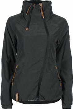 e0bcb7da00 Naketano Forrester II Black Jacket Womens Jacke Girls Damen Mein Liebling