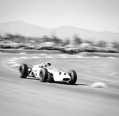 This Day, 1965, Richie Ginther got Honda their first win in Formula 1 at the Mexican GP.