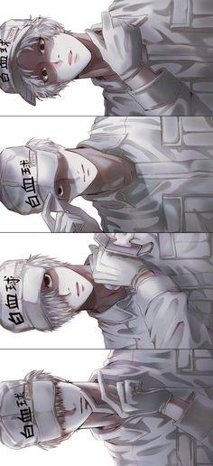 anime Nail Polish 9 to 5 nail polish Hot Anime Boy, Anime Love, Anime Guys, Manga Anime, Fan Art Anime, Anime Sensual, Anime Lindo, White Blood Cells, Handsome Anime
